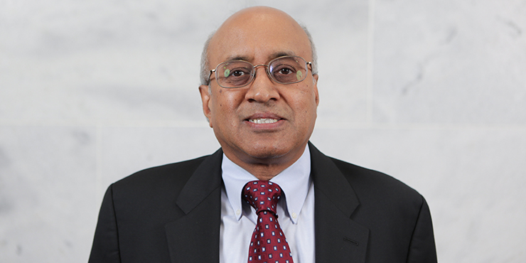 "Venkatachalam ""Ram"" Ramaswamy, Ph.D."